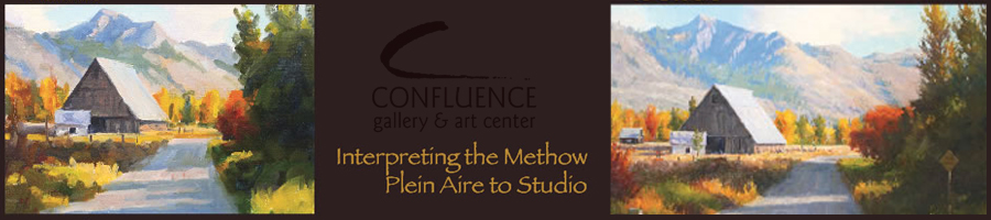 Interpreting the Methow, Plein Air to Studio. Opening Reception: June 6, 4-8pm