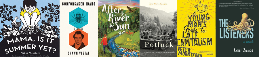 The Second Annual Mazama Festival of Books. Sept 7-8