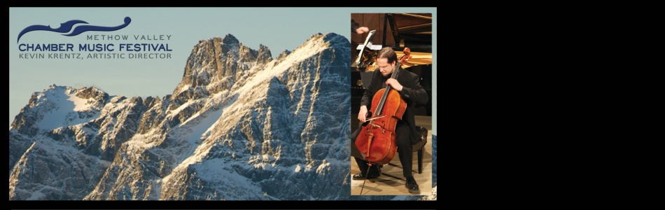 photo: The 17th Season of the Methow Valley Chamber Music Festival